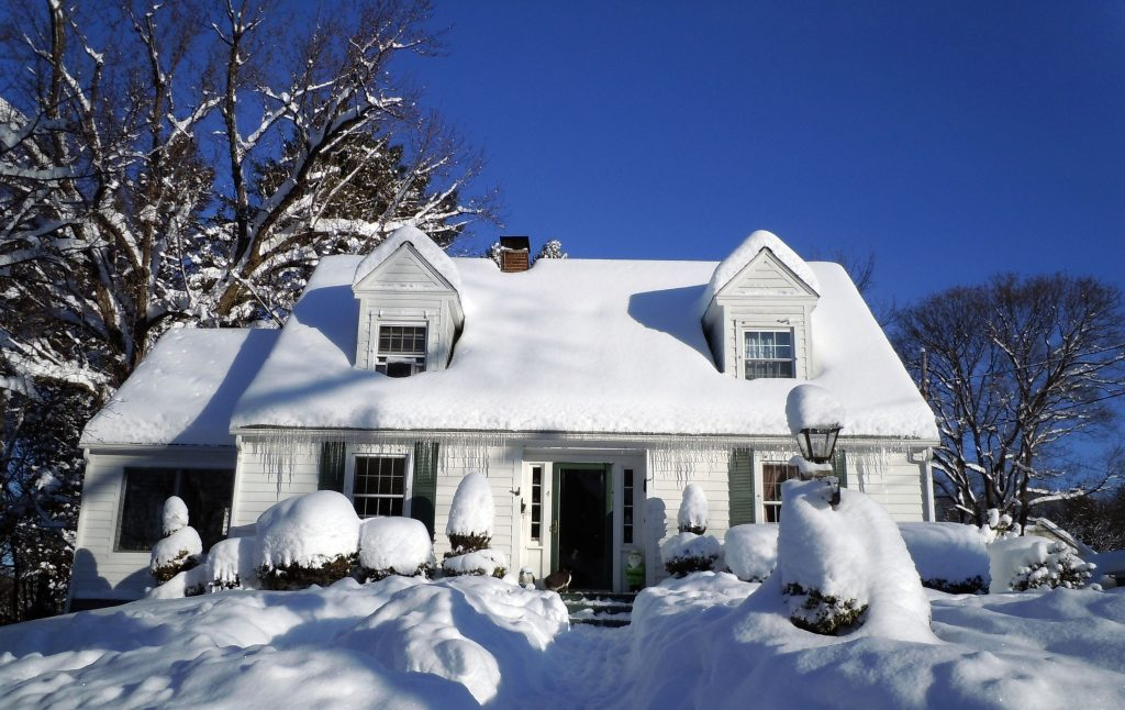 sell home winter